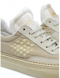 BePositive Roxy beige suede sneaker womens shoes buy online