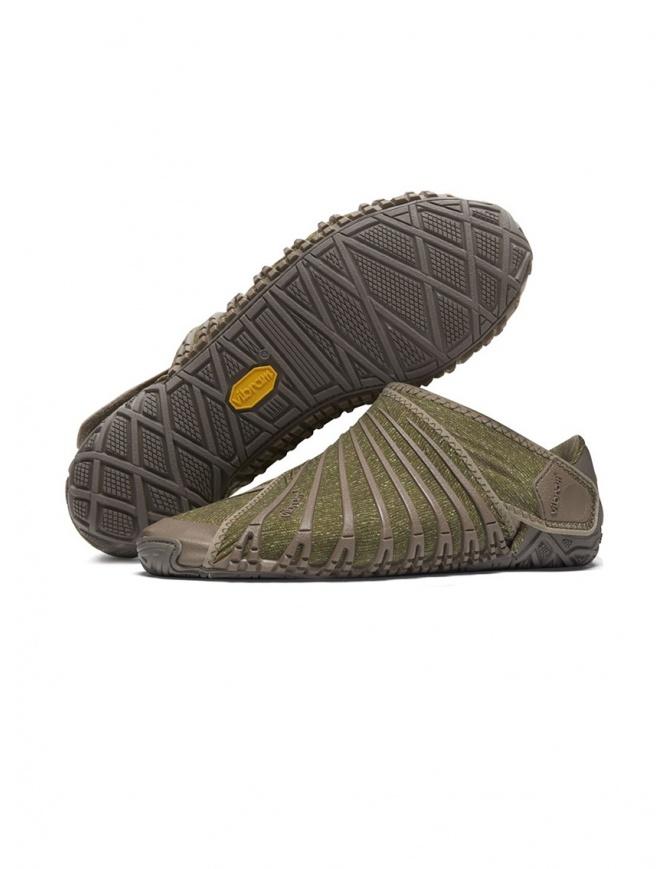 Scarpa Vibram Furoshiki Ivy color edera 19M-WAD12 FUROSHIKI IVY calzature uomo online shopping