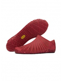 Vibram Furoshiki women's Riot red shoes online