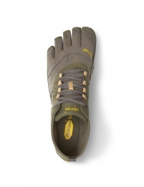 Vibram Fivefingers V-TREK men's army green and grey shoes price