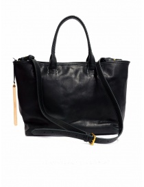Cornelian Taurus by Daisuke Iwanaga black cow leather bag CO18FWCO010 BLACK order online