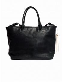 Borsa Cornelian Taurus by Daisuke Iwanaga in pelle di manzo nera acquista online