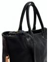 Borsa Cornelian Taurus by Daisuke Iwanaga in pelle di manzo nera CO18FWCO010 BLACK acquista online