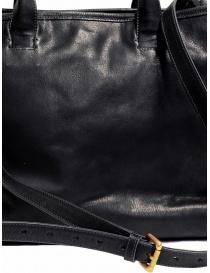 Borsa Cornelian Taurus by Daisuke Iwanaga in pelle di manzo nera prezzo