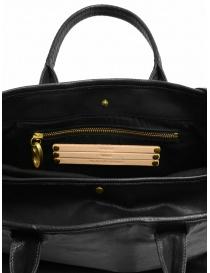 Borsa Cornelian Taurus by Daisuke Iwanaga in pelle di manzo nera borse prezzo