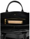 Borsa Cornelian Taurus by Daisuke Iwanaga in pelle di manzo nera prezzo CO18FWCO010 BLACKshop online