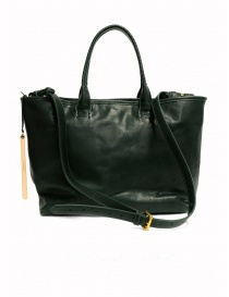 Bags online: Cornelian Taurus by Daisuke Iwanaga green cow leather bag