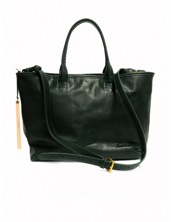 Cornelian Taurus by Daisuke Iwanaga green cow leather bag CO18FWCO010 GREEN bags online shopping