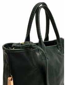Cornelian Taurus by Daisuke Iwanaga green cow leather bag bags buy online
