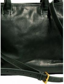 Borsa Cornelian Taurus by Daisuke Iwanaga in pelle di manzo verde prezzo