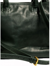 Cornelian Taurus by Daisuke Iwanaga green cow leather bag price