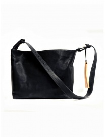 Cornelian Taurus black rectangular leather bag online
