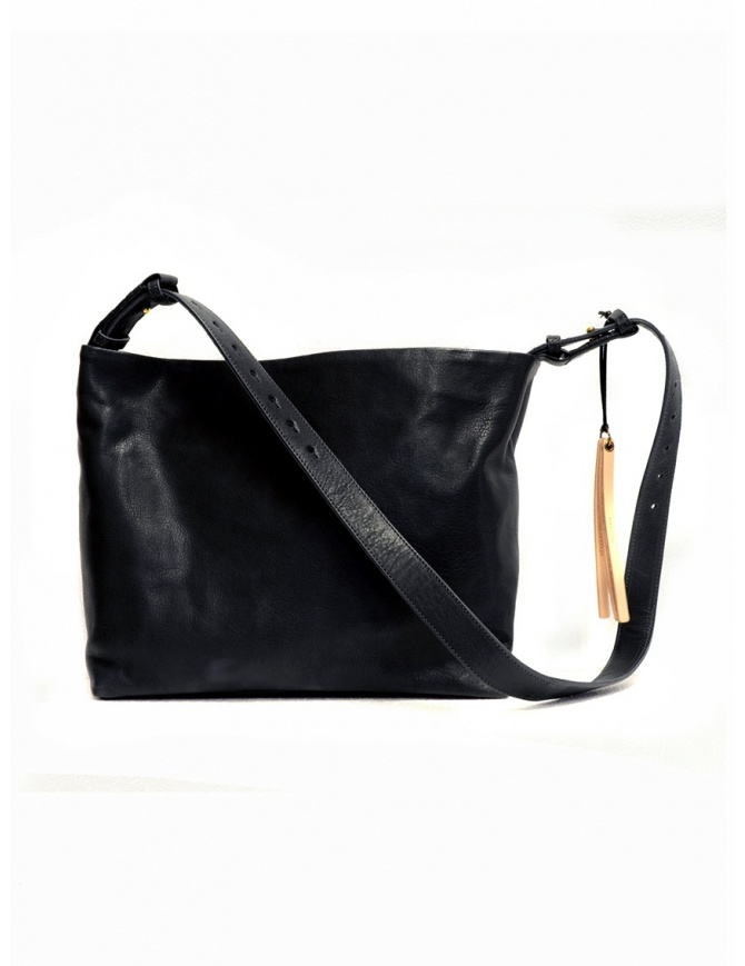 Cornelian Taurus black rectangular leather bag CO18FWHPS010 BLACK bags online shopping