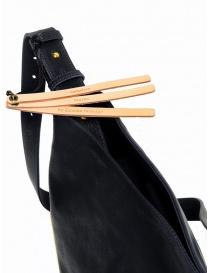 Borsa Cornelian Taurus nera rettangolare borse acquista online