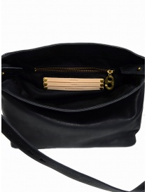 Cornelian Taurus black rectangular leather bag bags price