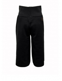 Ze-Knit by Napapijri black short sweat pants Ze-K224