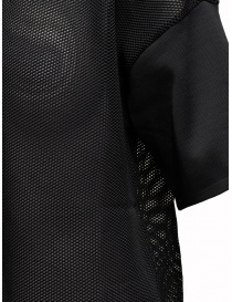 Maglia Ze-K228 nera a rete Ze-Knit by Napapijri prezzo