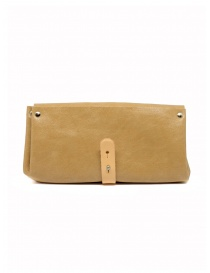 Delle Cose beige calf leather wallet buy online