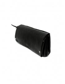 Delle Cose black calf leather wallet price
