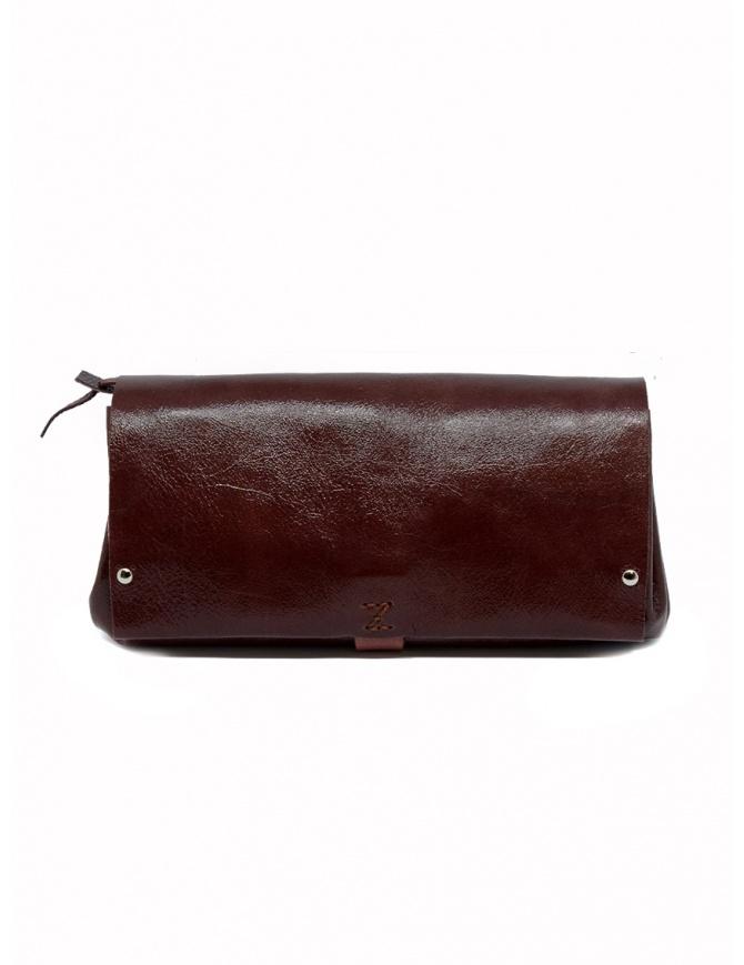 Delle Cose bordeaux calf leather wallet 81 BABYCALF VARN. BORDEAUX wallets online shopping