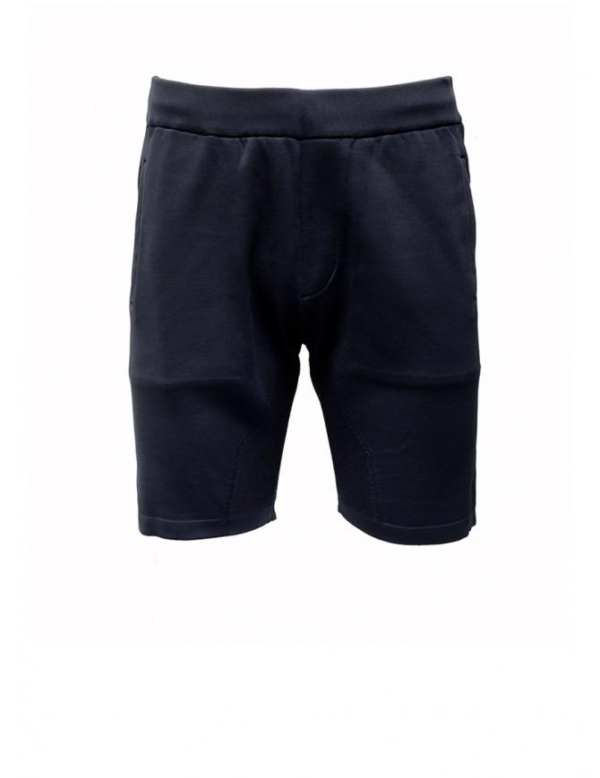 Bermuda Ze-K127 Ze-Knit by Napapijri blu N0YII0176 ZE-K127 BLUE pantaloni uomo online shopping