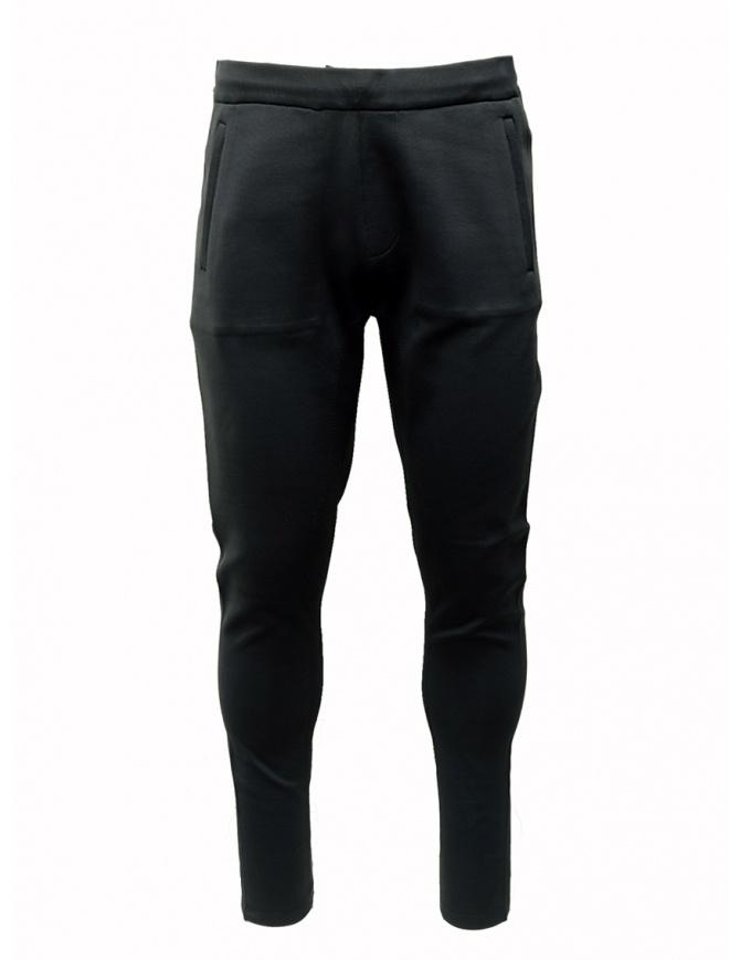 Pantaloni tuta Ze-K126 Ze-Knit by Napapijri neri N0YIOU041 ZE-K126 BLACK pantaloni uomo online shopping