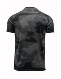 T-shirt Ze-K124 mimetico nero grigio Ze-Knit by Napapijri