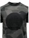 T-shirt Ze-K124 mimetico nero grigio Ze-Knit by Napapijri N0YIOVM07 ZE-K124 MULTICOLOR prezzo