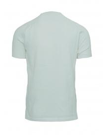 Ze-Knit by Napapijri white T-shirt Ze-K124 price