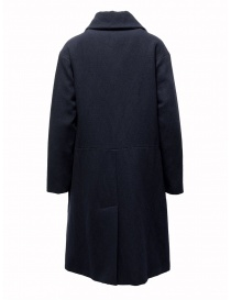 Sara Lanzi blue wave coat