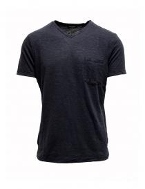 Selected Homme dark sapphire blue t-shirt 16067625 DARK SAPPHIRE order online