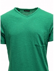 T-shirt Selected Homme pepe verde prezzo