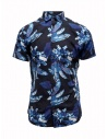 Selected Homme dark sapphire blue tropical shirt buy online 16067989 DARK SAPPHIRE