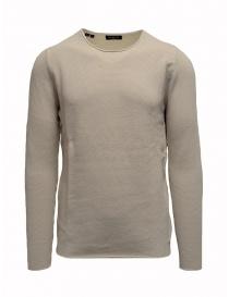 Maglieria uomo online: Maglione Selected Homme bianco crema