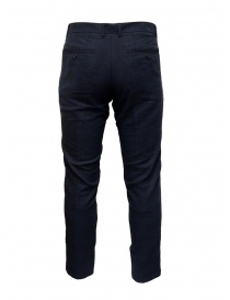 Selected Homme blue and navy suit trousers