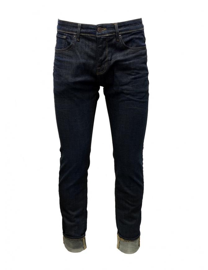 Selected Homme dark blue slim jeans 16064173 DARK BLUE SLIM mens jeans online shopping