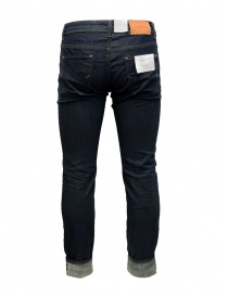 Selected Homme dark blue slim jeans