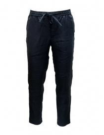 Pantaloni Selected Homme blu scuro zaffiro 16067386 DARK SAPPHIRE order online