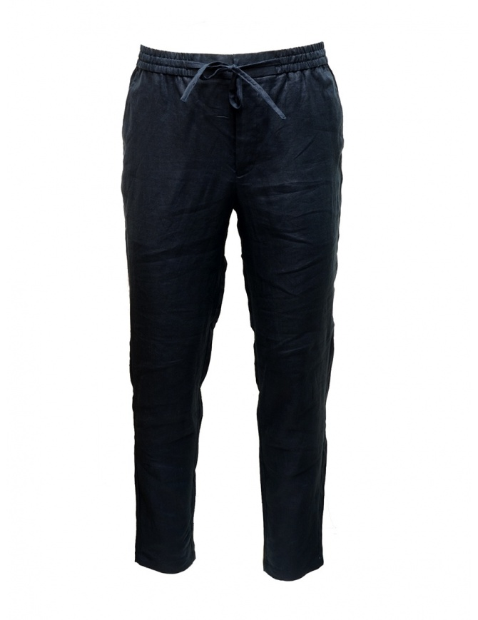 Selected Homme dark sapphire blue trousers 16067386 DARK SAPPHIRE mens trousers online shopping