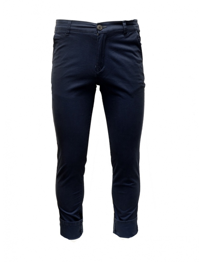 Selected Homme navy trousers 16048120 SLHSTRAIGHT NAVY mens trousers online shopping