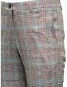 Pantaloni Selected Homme grigi completo a quadri 16067498 BLK/RED/WHT prezzo