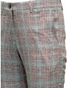 Selected Homme grey checkered suit trousers 16067498 BLK/RED/WHT price