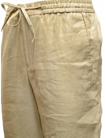 Pantaloni Selected Homme beige peyote prezzo