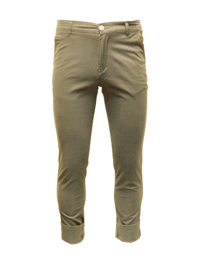 Pantaloni Selected Homme beige silver 16065670 SLHSTRAIGHT SILVER pantaloni uomo online shopping