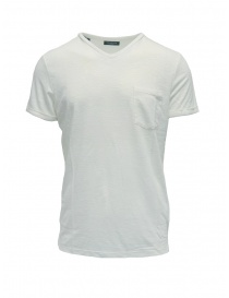 Mens t shirts online: Selected Homme bright white T-shirt