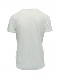 T-shirt Selected Homme bianco luminoso acquista online