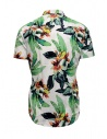 Selected Homme tropical white shirt shop online mens shirts