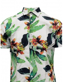 Selected Homme tropical white shirt price