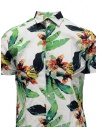 Selected Homme tropical white shirt 16067989 WHITE price