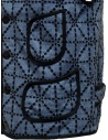 Gilet Kapital blu e nero con tasche K1810SJ092 BLUE acquista online